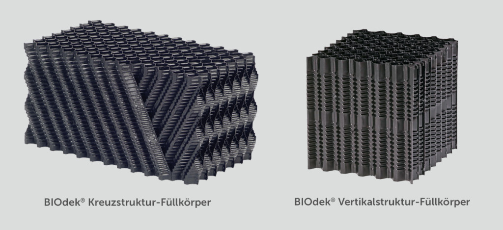 BIOdek-Kreuz+Vertikalstruktur-Füllkörper