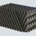 2H PLASdek® Counter-Flow Cooling Tower Fills
